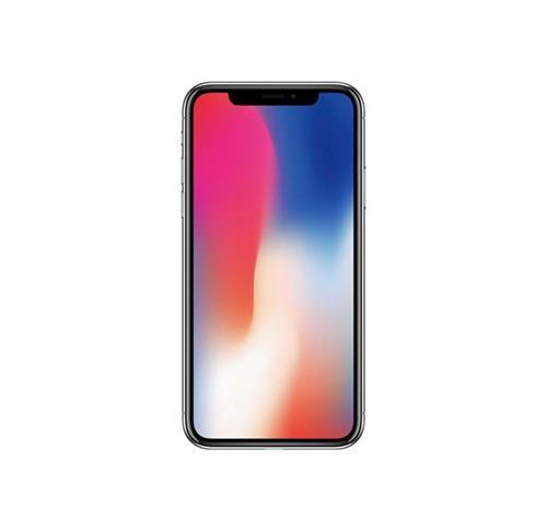 Apple iPhone X (256GB/Silver) uden abonnement, gratis levering til pakkeshop