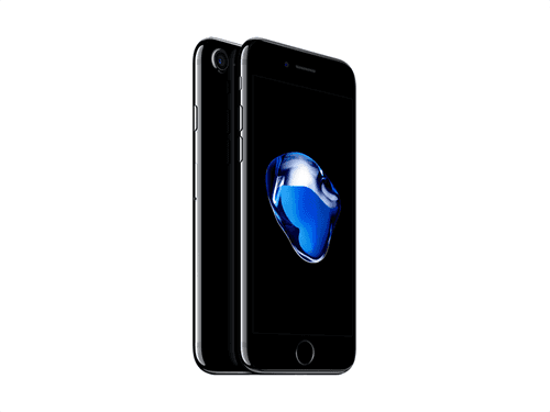 Apple iPhone 7 128GB (Jet Black) uden abonnement, gratis levering til pakkeshop