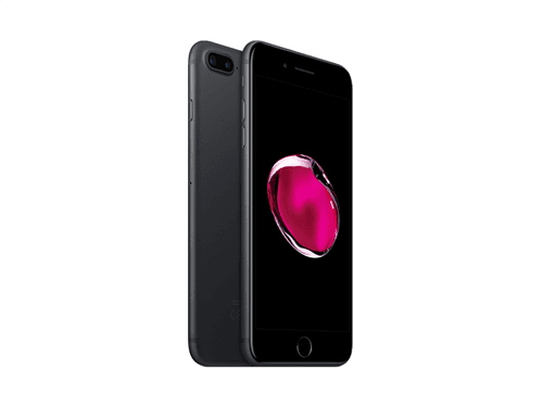 Apple iPhone 7 Plus 128GB (Black) uden abonnement, gratis levering til pakkeshop