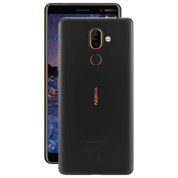 Nokia 7 Plus 64GB Dual sim Black