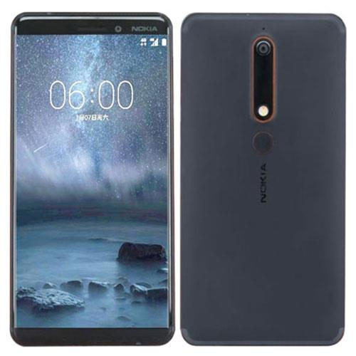 Nokia 6.1 2018 (32GB/Black Copper) Dual Sim