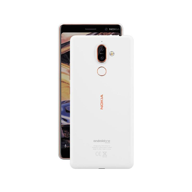 Nokia 7 Plus 64GB Dual sim White
