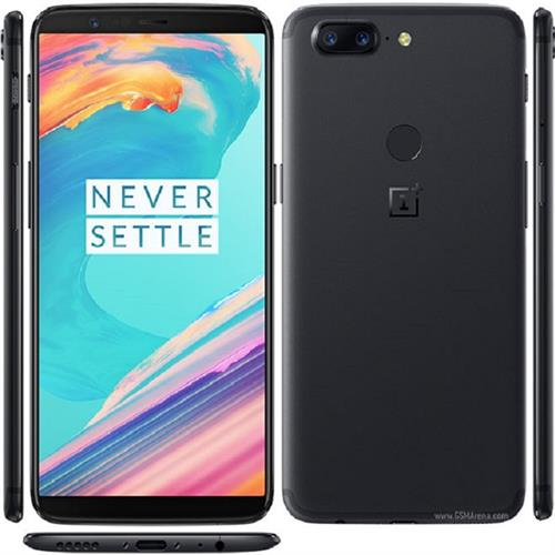 OnePlus 5T Dual-SIM (64GB/6GB RAM/Midnight Black)