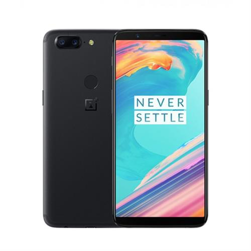 OnePlus 5T Dual-SIM (128GB/8GB RAM/Midnight Black)