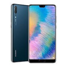 Huawei P20 Pro 4G (128GB/ Midnight Blue) uden abonnement, gratis levering til pakkeshop
