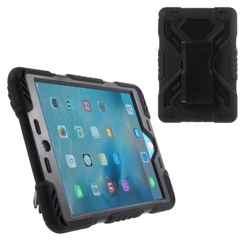 Spider cover til Ipad 2017(Black)