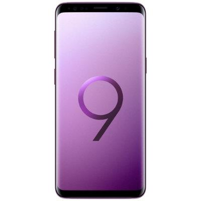 Samsung Galaxy S9 (Lilac Purple/64GB) G960 uden abonnement, gratis levering til pakkeshop
