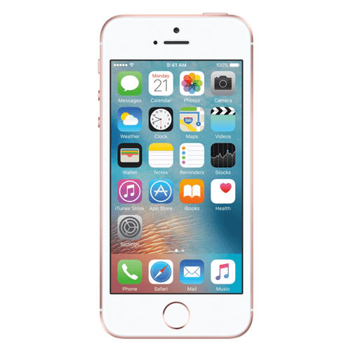 Apple iPhone SE (64GB/Rose Gold)