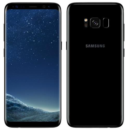 Samsung galaxy S8+ Black