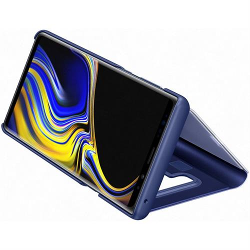 SAMSUNG CLEAR VIEW STANDING COVER Note 9 BLUE uden abonnement, gratis levering til pakkeshop