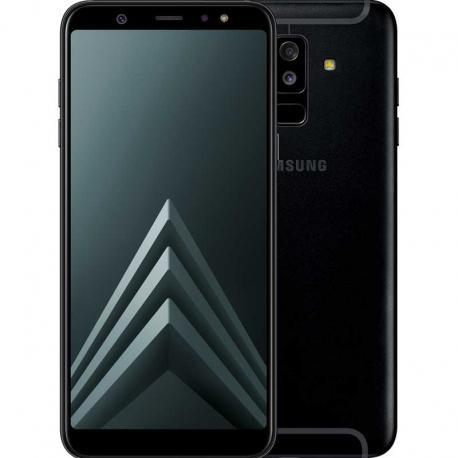 Samsung Galaxy A6 Plus 2018 A605 (32GB/Black) (KOPI) uden abonnement, gratis levering til pakkeshop