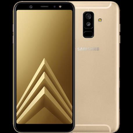 Samsung Galaxy A6 Plus 2018 A605 (32GB/Gold) Dual sim