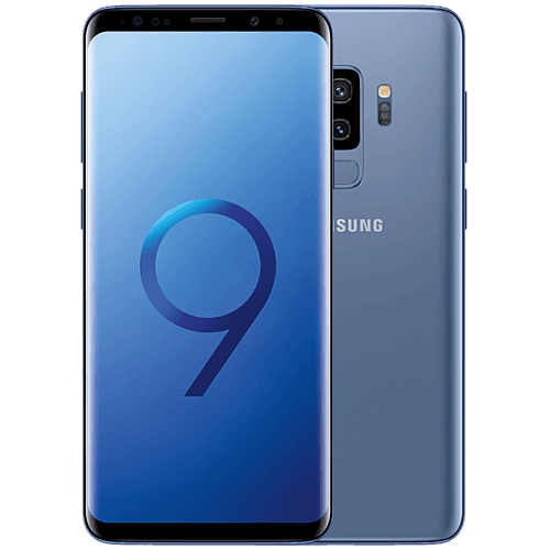 Samsung G965 Galaxy S9+ 64gb Dual Sim Blue