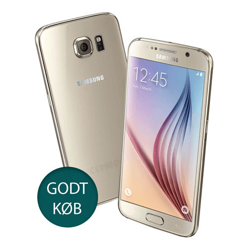 Samsung Galaxy S6 (128gb / GOLD)