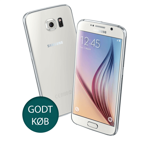 Samsung Galaxy S6 (128gb / White)