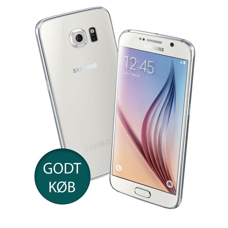 Samsung Galaxy S6 (32gb / White)