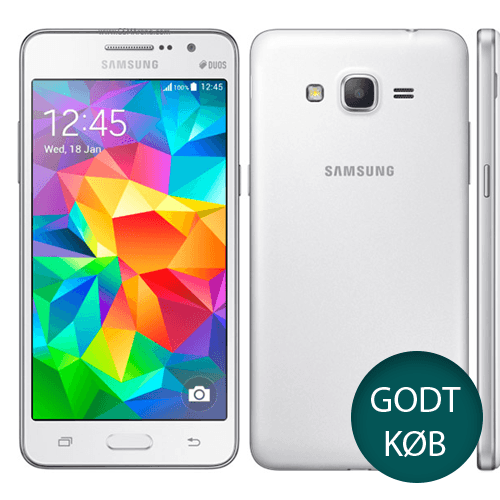 Samsung Galaxy Grand Prime G530 (8gb / White)