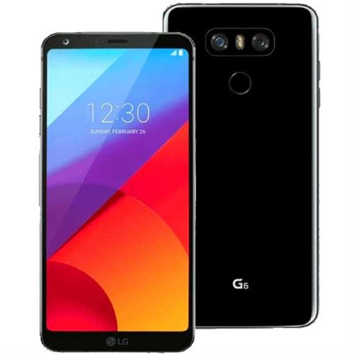 LG G6 H870DS Dual-SIM (64GB/Black)
