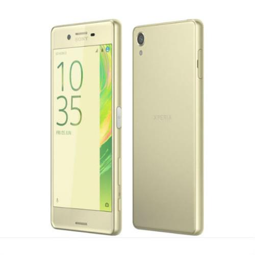 Sony Xperia X 4G 32GB (Lime Gold) uden abonnement