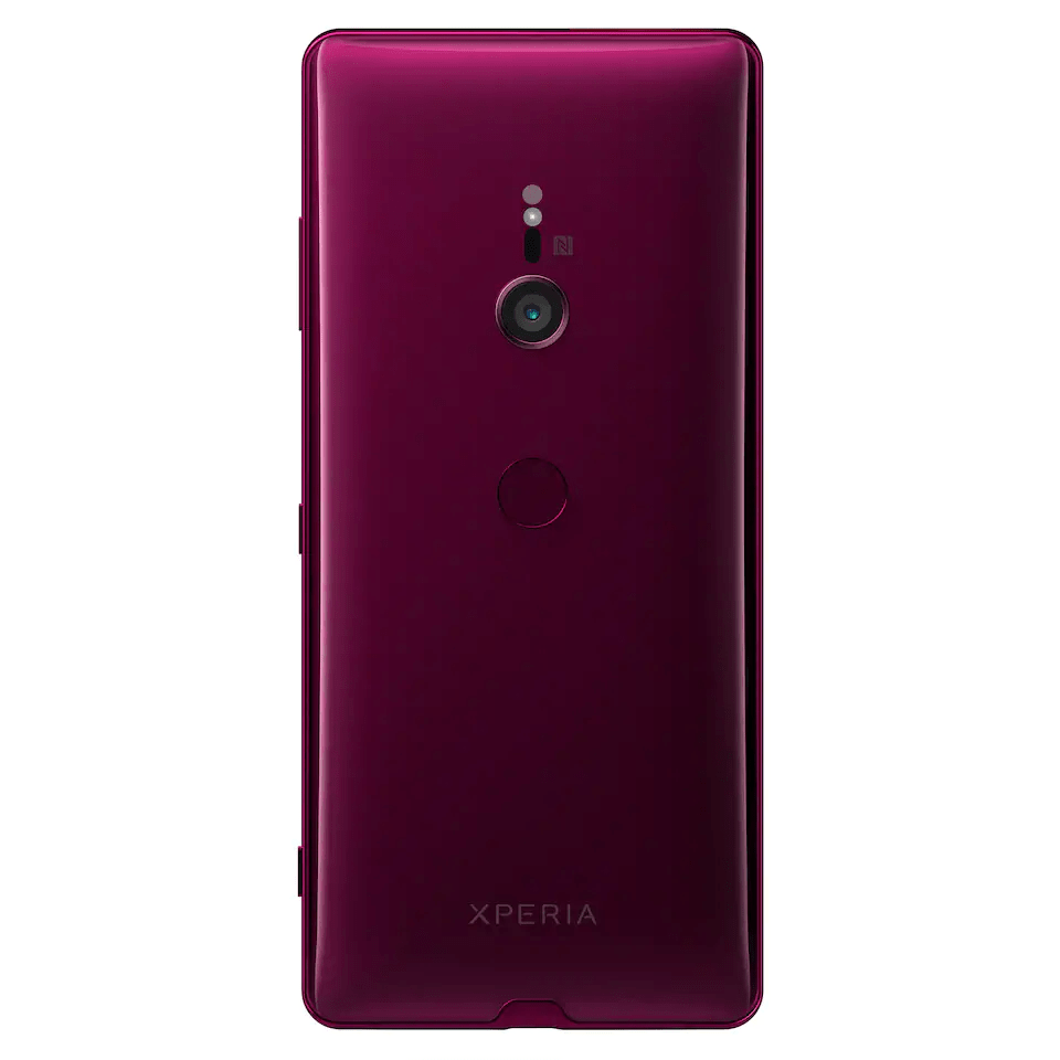 Sony Xperia XZ3 (Bordeaux Red)