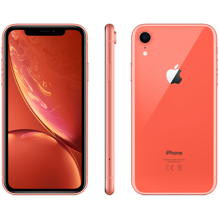Apple iPhone XR Dual SIM (128GB/Coral)