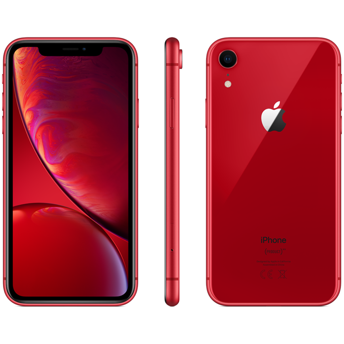 Apple iPhone XR Dual SIM (128GB/Red)