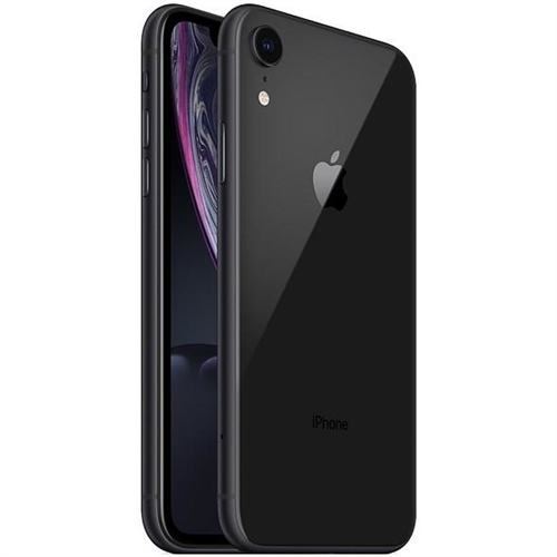 Apple iPhone XR (64GB/Black) uden abonnement, gratis levering til pakkeshop