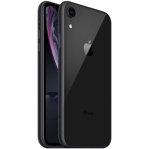 Apple iPhone XR (256GB/Black)   uden abonnement, gratis levering til pakkeshop