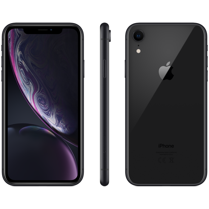 Apple iPhone XR Dual SIM (256GB/Black)