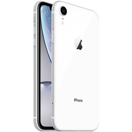 Apple iPhone XR (256GB/White)   uden abonnement, gratis levering til pakkeshop