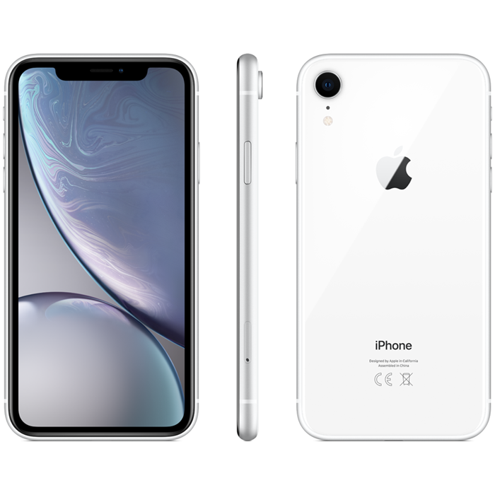 Apple iPhone XR Dual SIM (128GB/White)